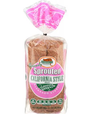 Sprouted Wheat California Style
