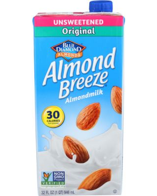 Original Unsweetened Almond Breeze