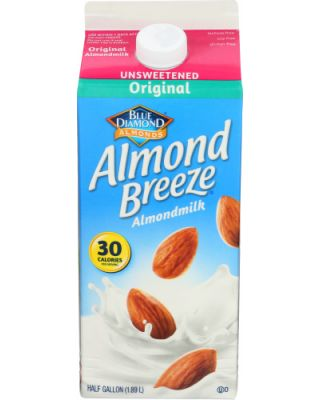 Unsweetened Original Almond Milk