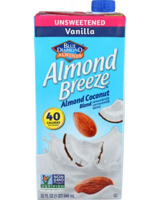 Vanilla Coconut Almond Breeze