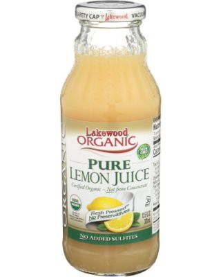 Pure Lemon Juice