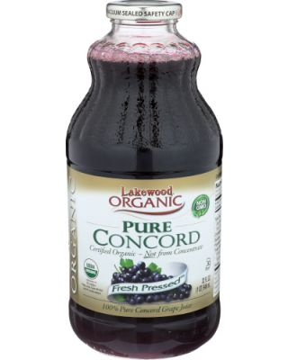 Pure Concord Grape Juice