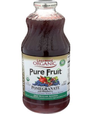 Heart Healthy Pomegranate Blueberry