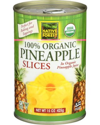 Pineapple Slices Canned