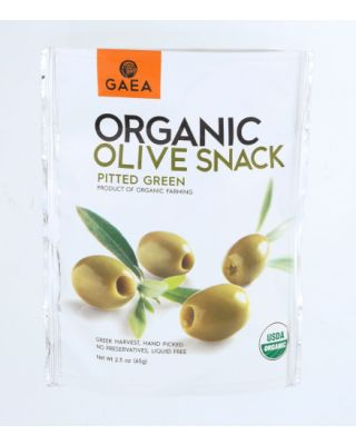 Green Olive Snack Pack