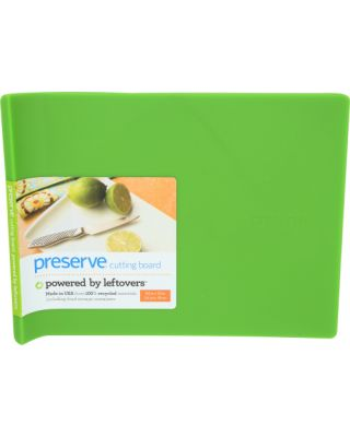 Cutting Board Green Recycled Small