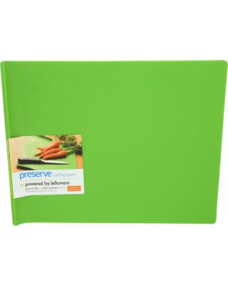 Cutting Board Green Recycled Large