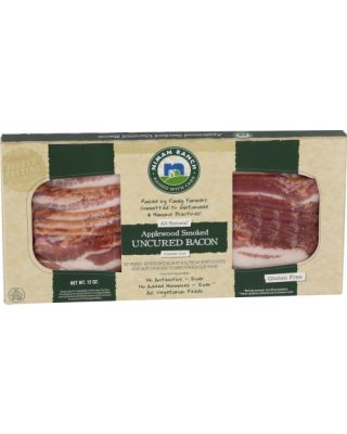 Bacon N/Nitrate Applewood Smoked