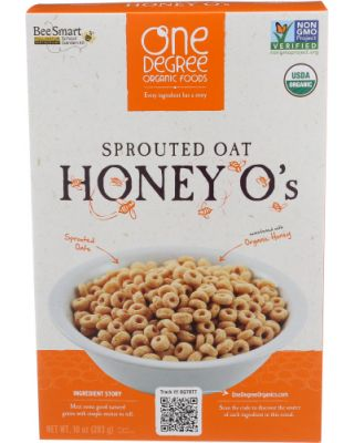 Sprouted Honey O's