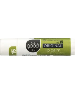 All Good Lips  Original SPF12