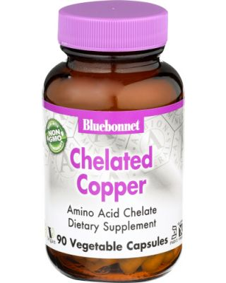 Albion Chelated Copper 3 mg