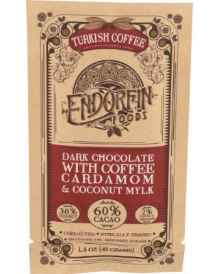Turkish Coffee Chocolate Bar