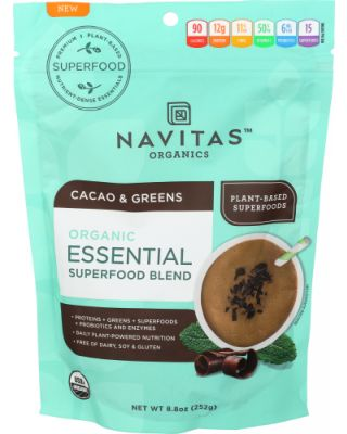 Essential Superfood Blend Cacao & Greens