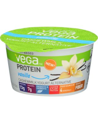 Vanilla Protein Cashewmilk Yogurt