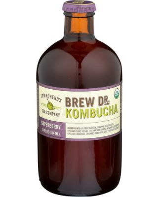 Superberry Kombucha
