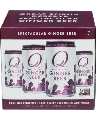 Ginger Beer Can 4 Pack