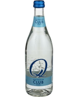 Club Soda Bottle