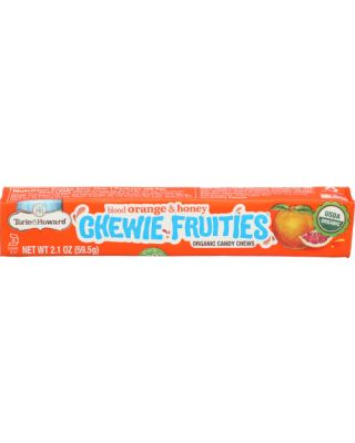 Orange Honey Chews