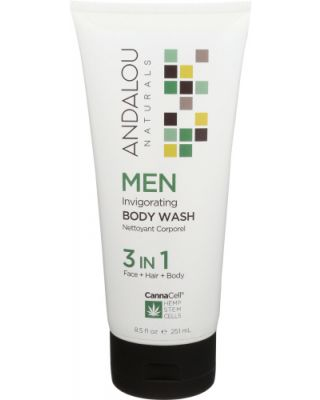 CannaCell Men's Body Wash