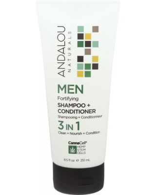 CannaCell Men's 3 in 1 Hair Care