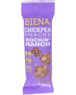 Ranch Chickpea Snack