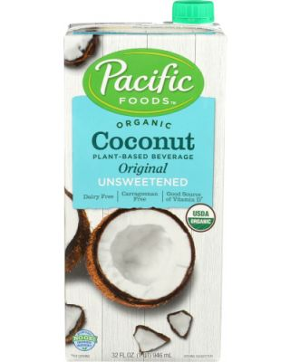 Coconut Milk Unsweetened