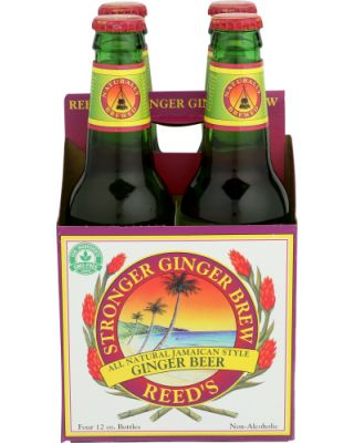 Stronger Ginger Brew