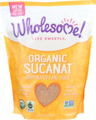 Wholesome Sucanat Pouch