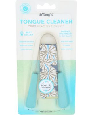 Tongue Cleaner Display
