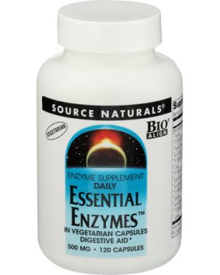 Essential Enzymesª 500Mg Vegetarian