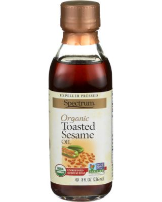 Toasted Sesame Unrefined
