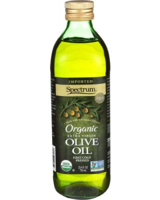 Organic Unrefined Extra Virgin Olive