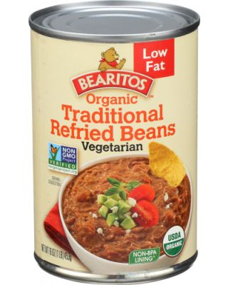 Low Fat Refried Beans
