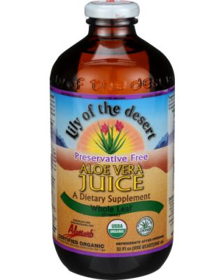 Aloe Vera Juice Whole Leaf PF