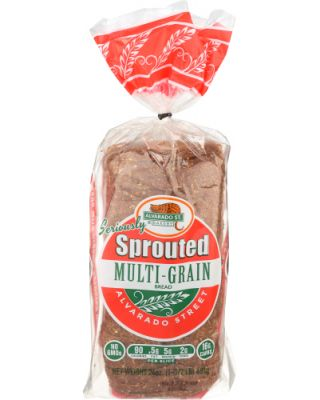 Sliced Multi-Grain Sprouted Wheat