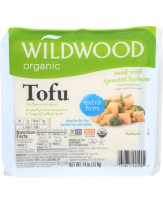 Sprouted Tofu Xfirm