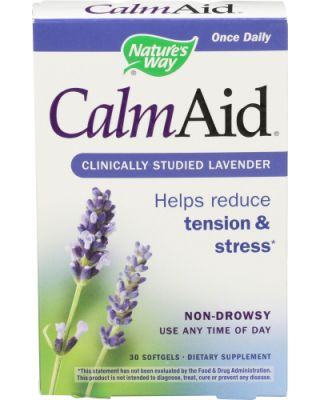 Calm Aid 30 Softgel