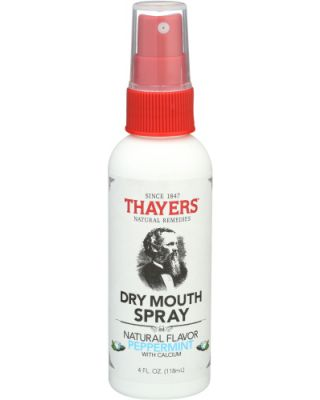 Dry Mouth Spray Peppermint