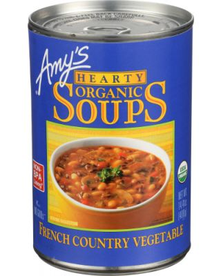French Country Vegetable Soup