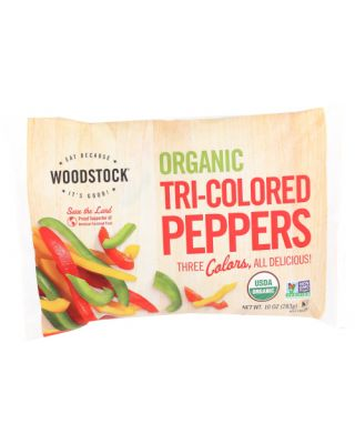 Tricolor Peppers