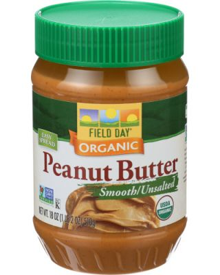 Peanut Butter Smooth Unsalted