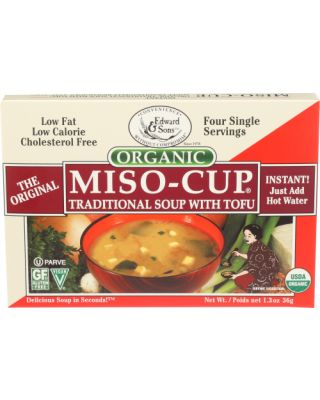 Miso & Tofu Cup