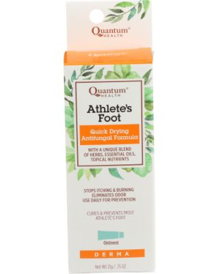 Athlete's Foot Cure Cream