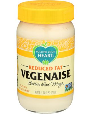 Reduced Fat Veganaise