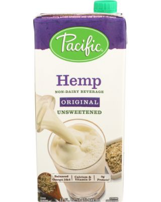 Original Unsweetened Hemp Milk