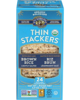 Brown Rice Stackers