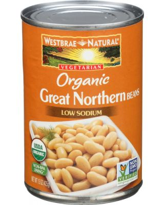 Fat Free Great Northern Beans