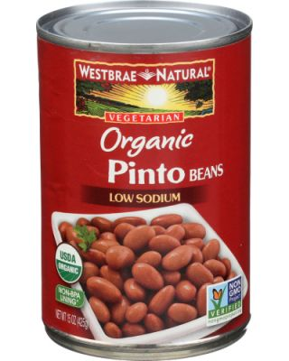 Fat Free Pinto Beans