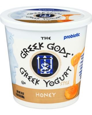 Honey Flavored Greek Yogurt