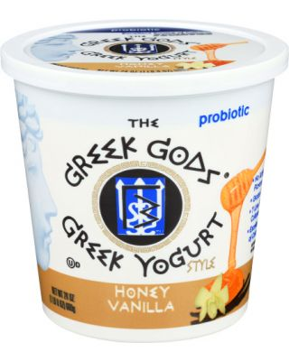 Honey Vanilla Greek Yogurt